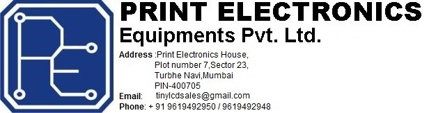 Tiny LCD e-Store (Division of Print Electronics)