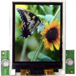 1.8 Inch Color TFT SPI Lcd Display Module with Pcb