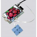 3.5'' TFT Display + separate Navigation Keys for Raspberry Pi image01