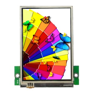 3.5'' Color TFT SPI Lcd Display + Touch Screen with Pcb