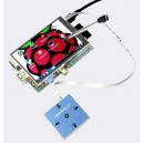3.5'' TFT Display + Touch Screen + separate navigation keys for Raspberry Pi image01