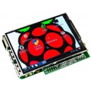 3.5 inch TFT Display with pcb for Raspberry Pi B+ Image 1