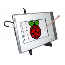 7 inch Display + Touch Screen with Casing to mount Raspberry Pi A+ B+ Pi 2_image001