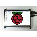 7 inch Display for Raspberry Pi 2 with Capacitive touch_image1